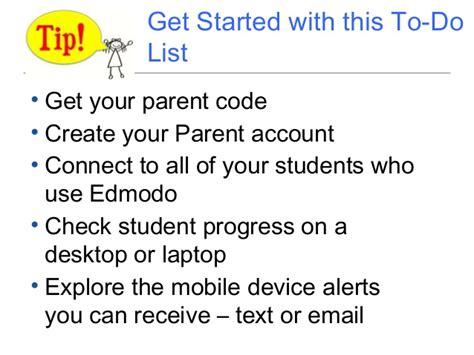 edmodo tutorial for parents parents night edmodo training power point 2013