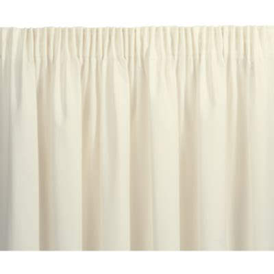 smart curtains smart price pencil pleat curtains cream 66 x review