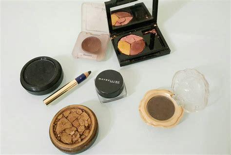 Eyeshadow Inez 01 amourpixie bronze makeup