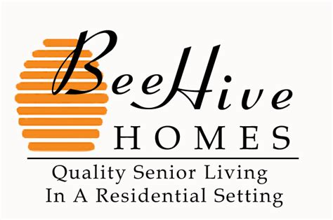 beehive logo from bee hive homes in lamesa tx 79331