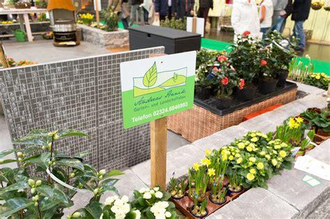 Haus Garten Genuss by Erfolgreicher Messe Auftritt Andreas Hanik Garten Und Landschaftsbau