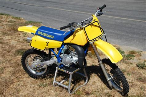 1989 suzuki rm80 rm 80 showroom collector new for sale on