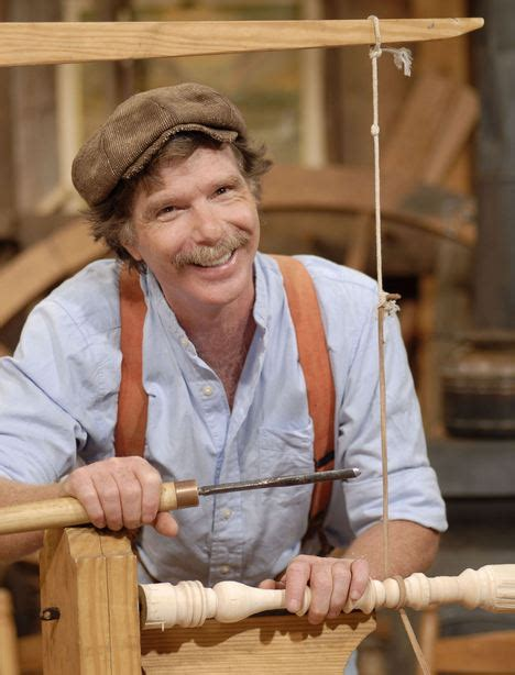 american woodworker pbs introducing finley to roy underhill thekiltedwoodworker