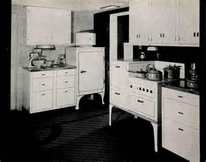 kitchen cabinet history 1930s kitchens photos
