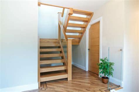 Wohnideen Treppenhaus by 40 Treppengel 228 Nder Glas Luftiges Gef 252 Hl Im Innendesign