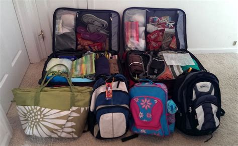Packing My Bags by Packing For Disney In Two Suitcases Touringplans