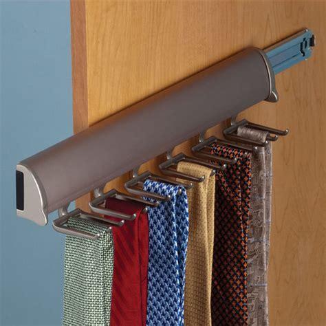 The Door Tie Rack by Hafele Synergy Elite Quot Collection Telescopic Tie Rack For