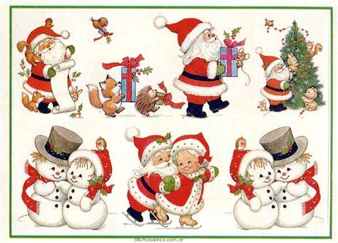 imagenes nieve vintage stickers libro navide 241 o completo ruth morehead vintage