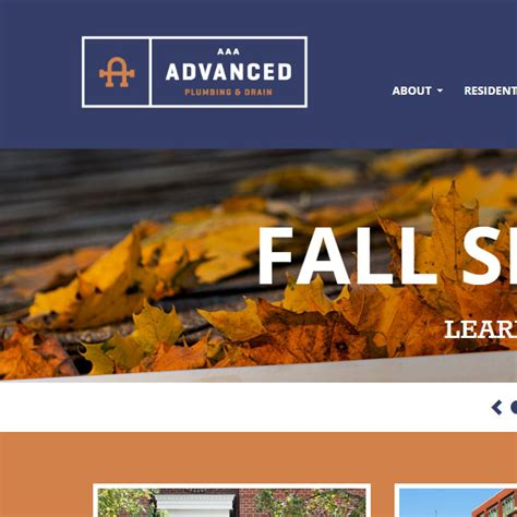 Advance Plumbing by Web Design Go Media 183 Creativity At Work