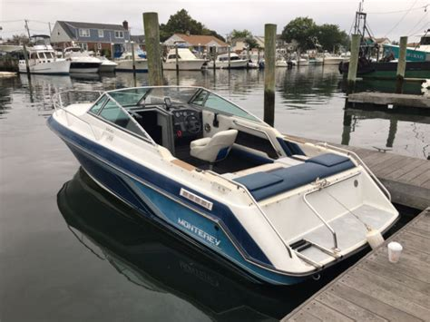 monterey boats problems 1989 monterey 2300 boat 23ft merc 350 v8 for sale in