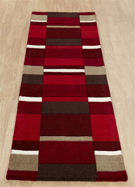 wool runner rug jazz blocks wool rug ow buy rugs at rugs direct 2u