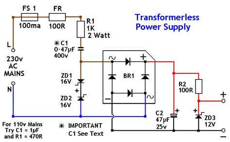 inductor variable casero 12v dc power supply without transformer power supply circuits