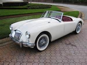 1958 mga roadster sold vantage sports cars vantage sports cars