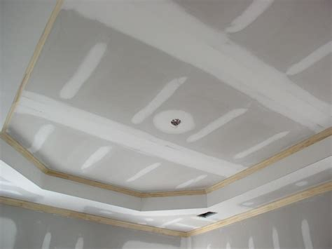 tray ceiling crown molding simple tray ceiling