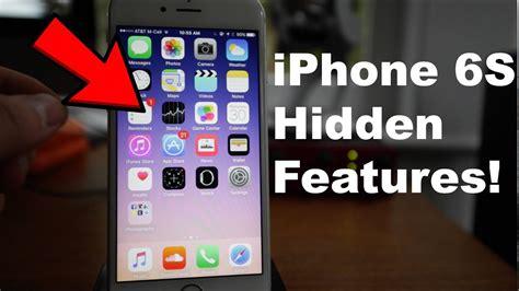 iphone  hidden features top  tips  tricks youtube