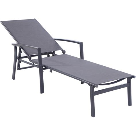 sling chaise lounge chair naples sling chaise lounge chair napleschs gry