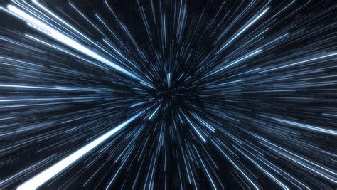 warp speed stock footage