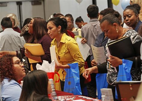 jobless claims unemployment claims increase more than forecast la times