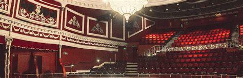 seating plan  gaiety theatre