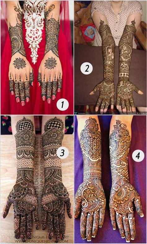henna design wedding malaysia 14 stunning bridal mehndi designs for hands