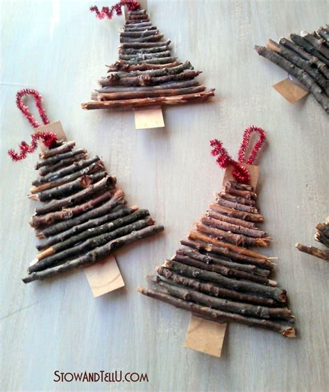 Home Made Christmas Decorations by 32 Homemade Christmas Decorations