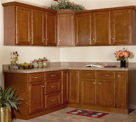1258 quot one wall quot kitchen cabinet package set jsi s bristol collection brown quot one wall quot kitchen set