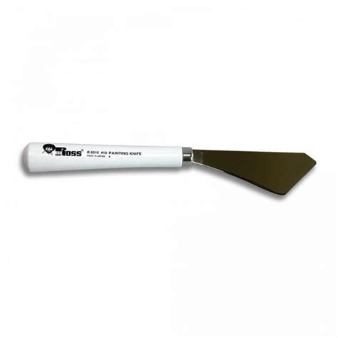 bob ross painting knife 10 painting knife no 10 craftyarts co uk