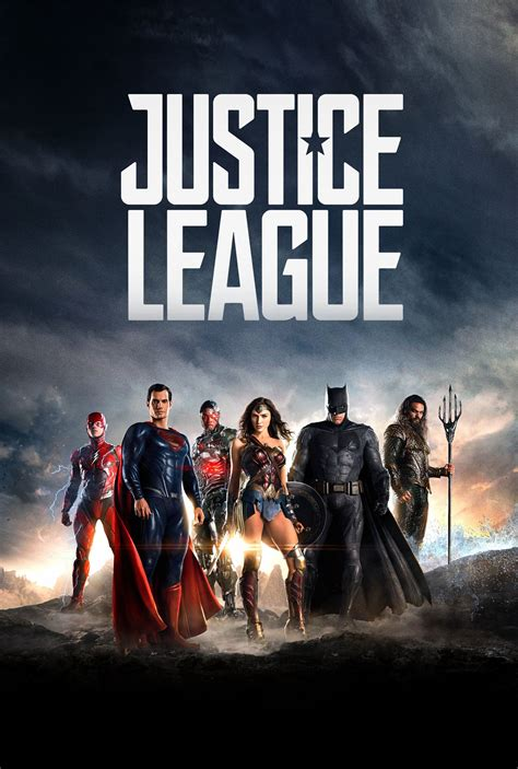 film justice league rating justice league 2017 this poster did not require any