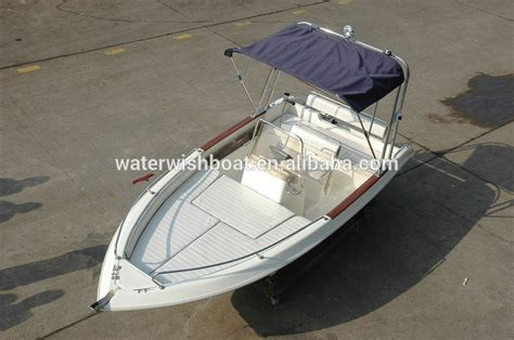 small center console boats waterwish qd 16 ft small center console boat dinghy 4 83m