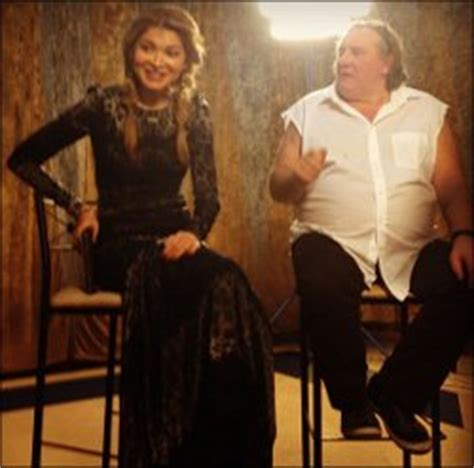 gerard depardieu uzbekistan gulnara karimova and film gerard depardieu as the latest