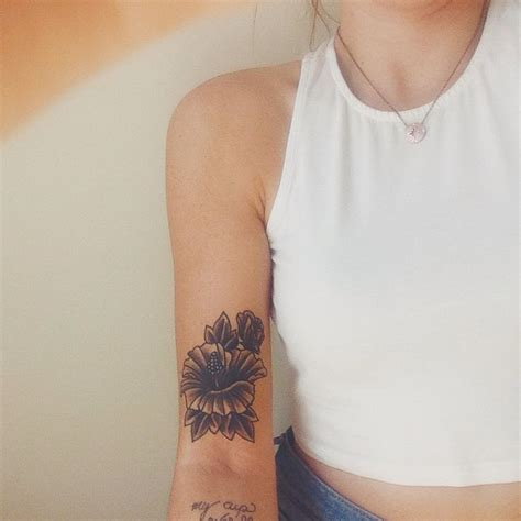 rose of sharon tattoo 17 best ideas about hibiscus flower tattoos on