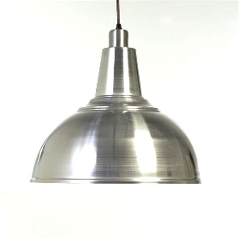 large kitchen ceiling light in silver white