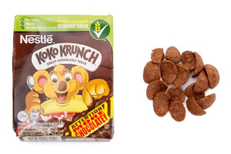 Jual Sereal Coco Crunch cereal eats 3 cereals from singapore serious eats