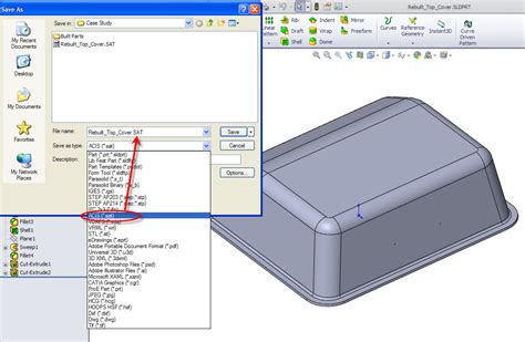 format file google sketchup how to export a model from solidworks to google sketchup