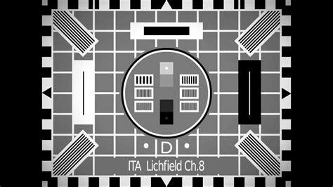 test ita ita lichfield testcard d and