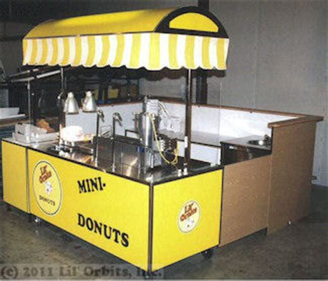 Kitchen Cabinets Mn mini donut mall kiosk concession stands mall donut