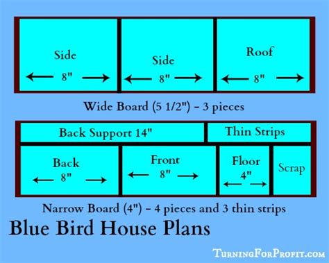 blue bird house plans make bluebird houses for your garden joybilee farm