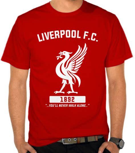 Kaos Liverpool Fc By Omfash jual kaos liverpool fc 1892 3 liga inggris satubaju