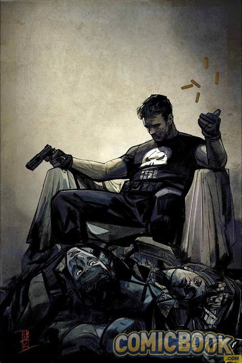 The Punisher Appeareance the punisher returns to marvel comics ahead of daredevil appearance