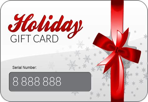 Holiday Gift Cards 2014 - holiday gift card