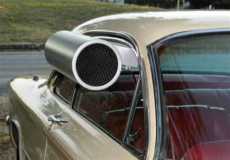 automobile window mounted evaporative air cooler car sw cooler vintage window retro a c look