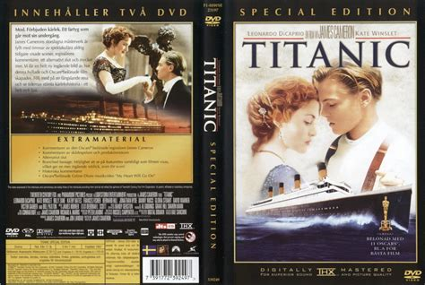 film titanic dvd titanic dvd covers titanic photo 5741485 fanpop