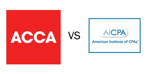 Cpa Vs Mba Accounting by Acca Vs Cpa Or Acca Vs Aicpa Why Cpa Is Better Than Acca