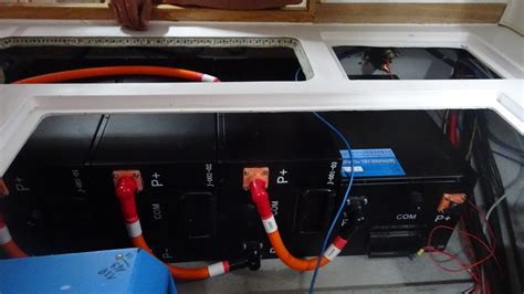 lithium ion boat battery optimumnano 48v 200ah lithium ion electric boat battery