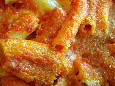cucinare la pasta al forno ricetta pasta al forno alla siciliana creare in cucina
