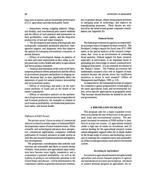 rationale in research paper 3 rationale for the investing in research a