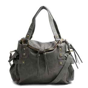 Martine Sitbon Cascade Pocket Bag by Fall Must Find The Grey Handbag 187 Lovely Indeed