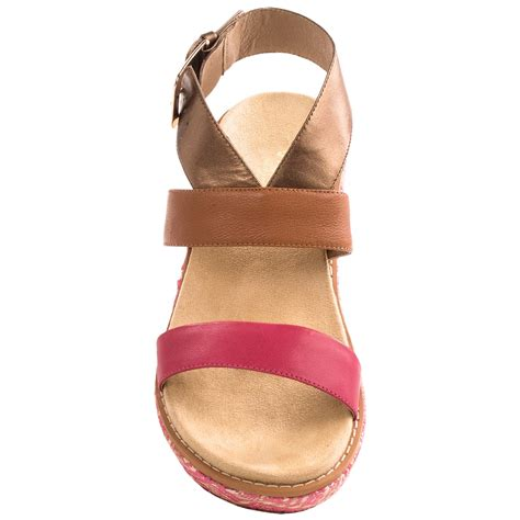 Sandal Wedges Ls03 Hitam 69 vionic with orthaheel technology cancun wedge sandals for save 73