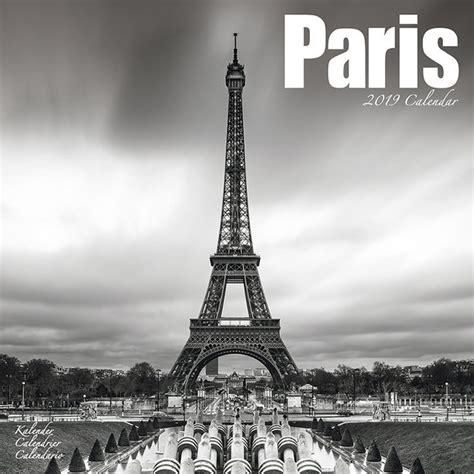 Calendrier 2019 Paris
