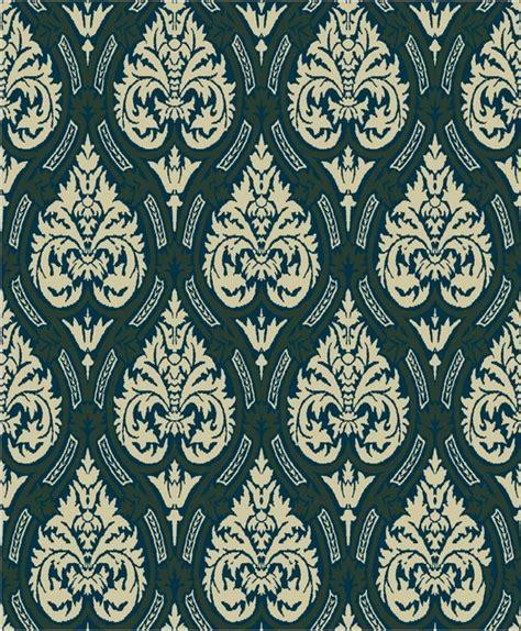 wallpaper traditional classic kiera classic damask wallpaper sand green blue